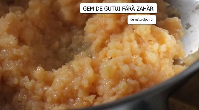 Marmeladă, Gem De Gutui Fără Zahăr (în mai puțin de 15 minute!)