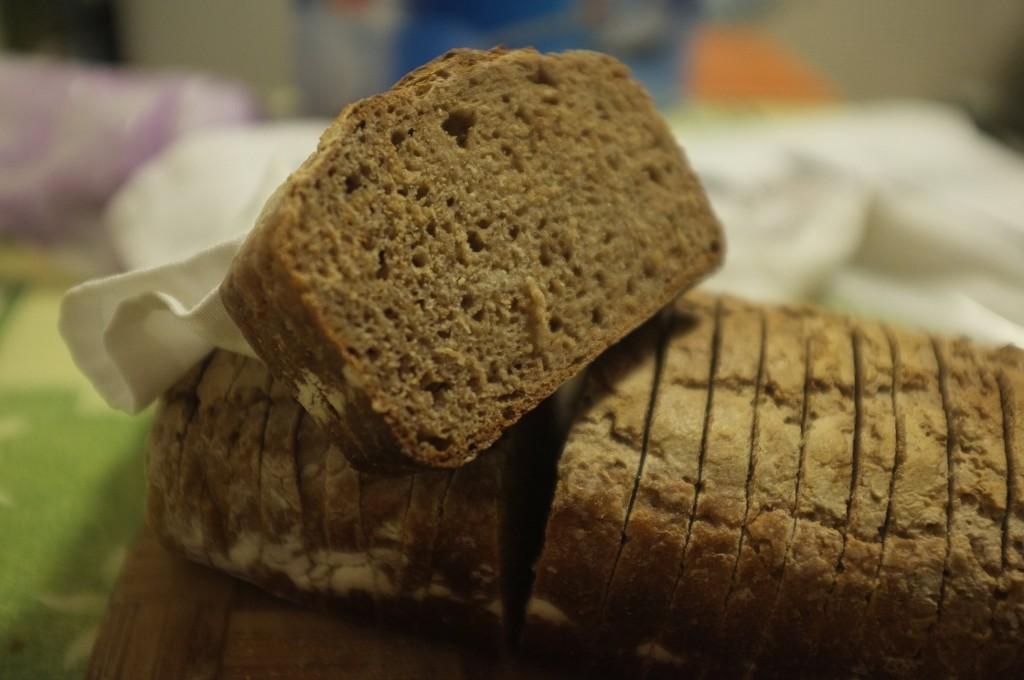 Pâine Cu Secară