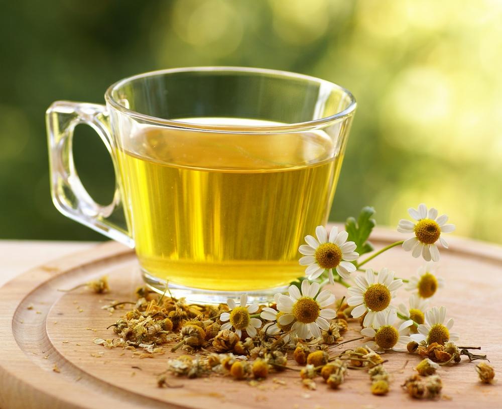 ceai-mușețel