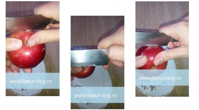 Mărul Otrăvit din Comerț
