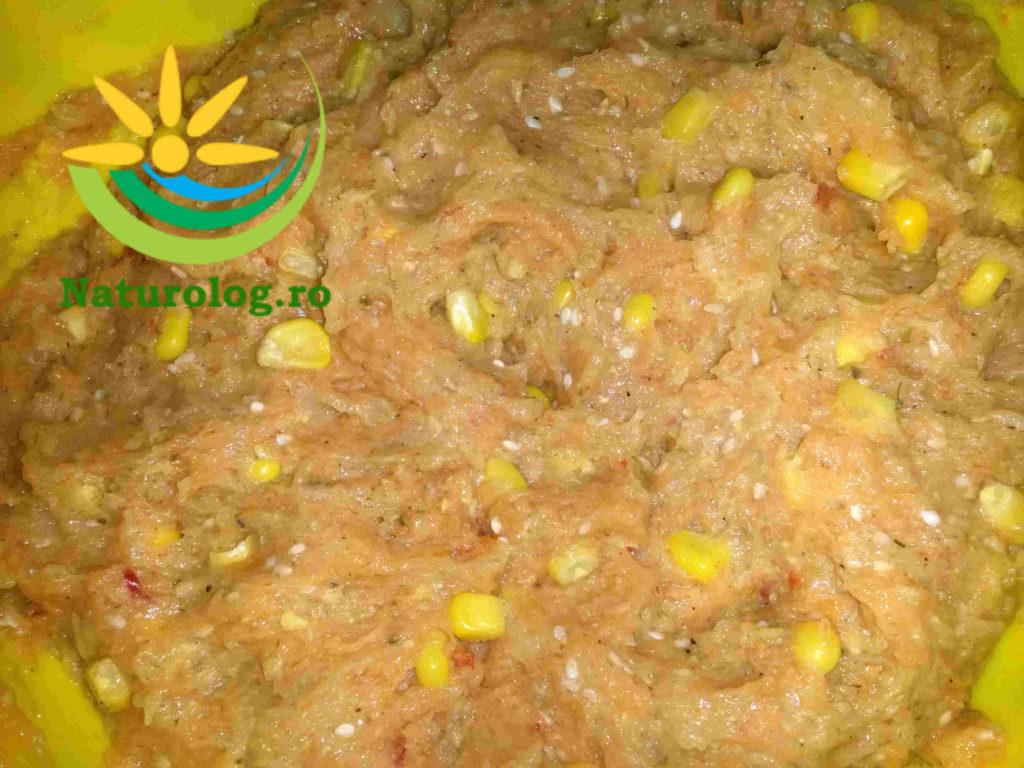 chifteluțe-legume