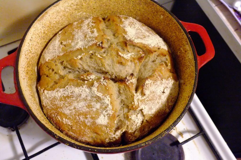 Pâinea în ceaun