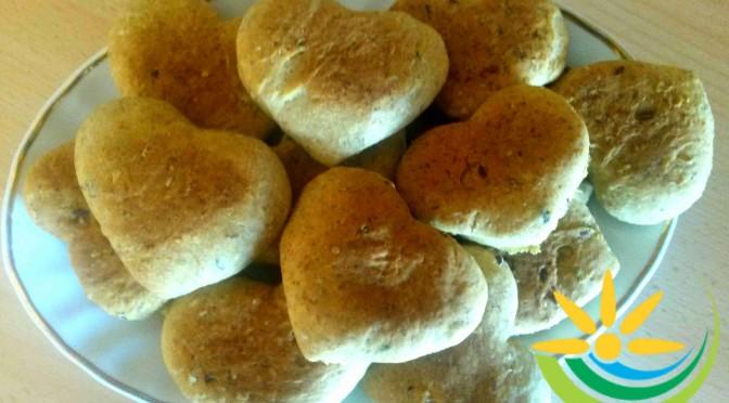 Biscuiți Digestivi cu Ghimbir
